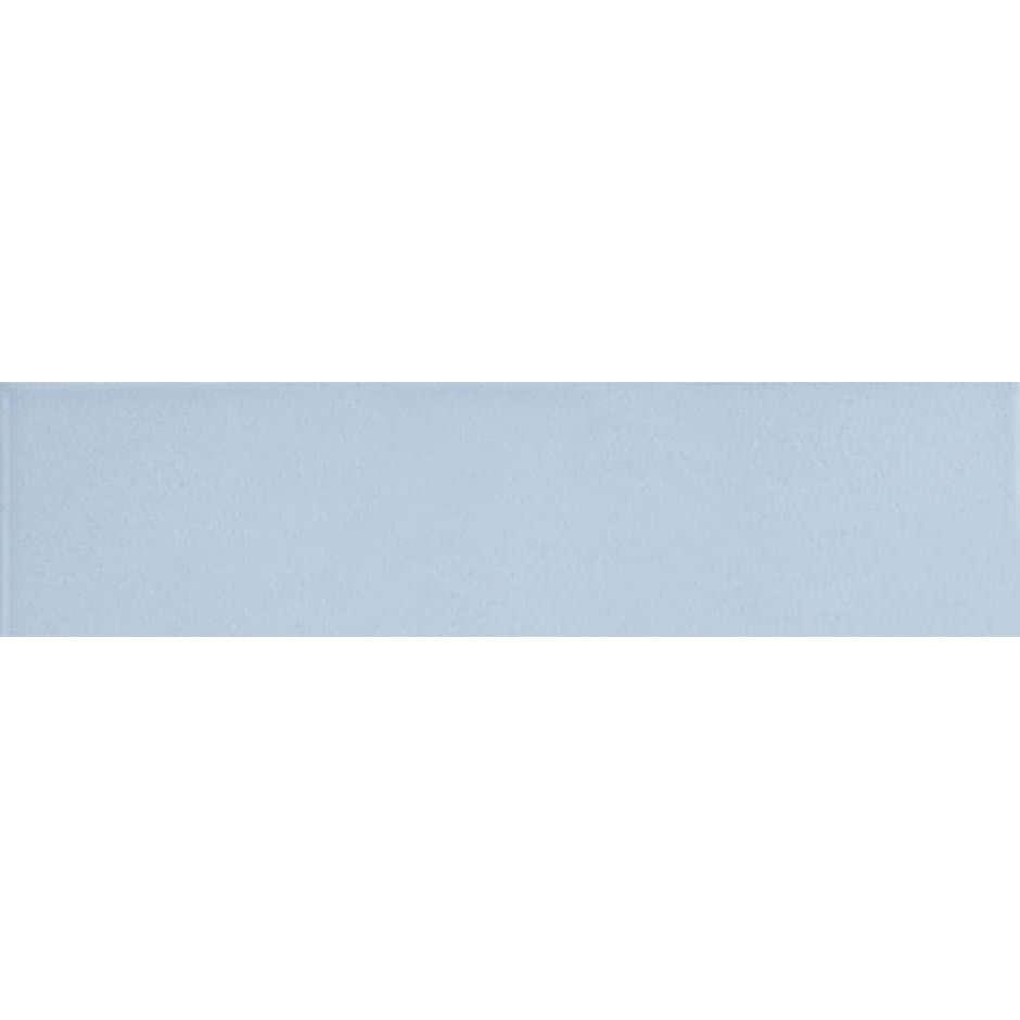 Angolo esterno in ceramica azzurro lucido A5 Cleverone 2x40 cm - Colore & Colore, Ceramica Bardelli