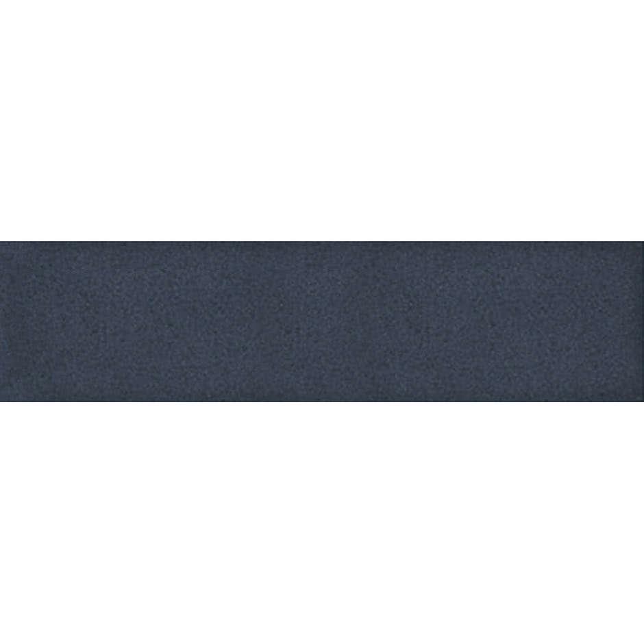 Angolo esterno in ceramica blu lucido D5 Cleverone 2x40 cm - Colore & Colore, Ceramica Bardelli