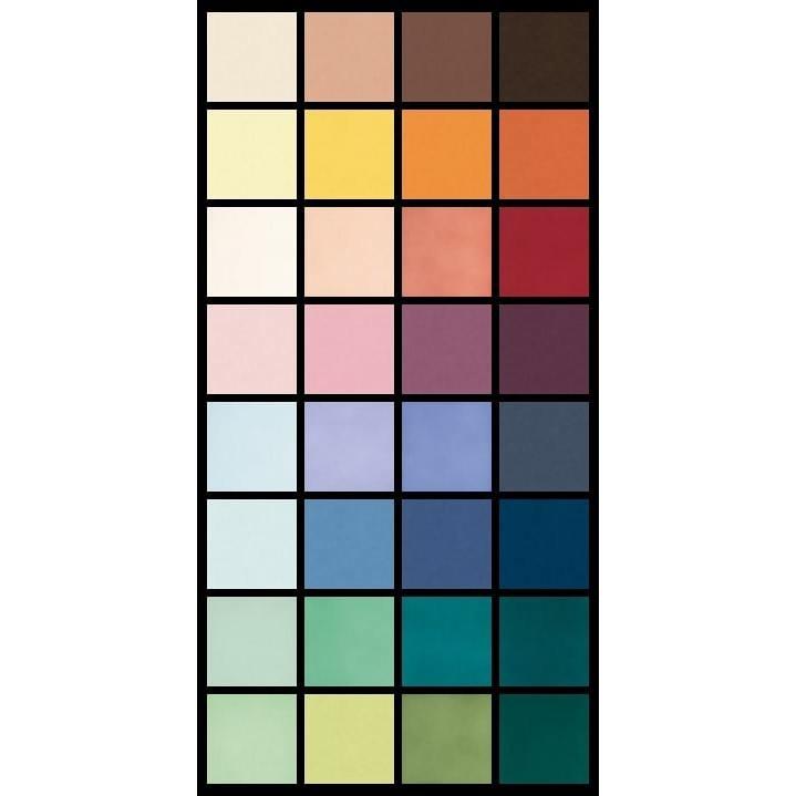 Angolo esterno in ceramica ciclamino lucido B5 Cleverone 2x40 cm - Colore & Colore, Ceramica Bardelli