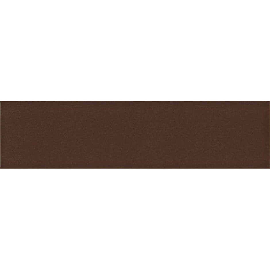 Angolo esterno in ceramica marrone lucido C1 Cleverone 2x40 cm - Colore & Colore, Ceramica Bardelli