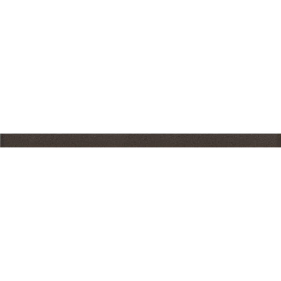 Angolo esterno in ceramica marrone lucido D1 Cleverone 2x40 cm - Colore & Colore, Ceramica Bardelli