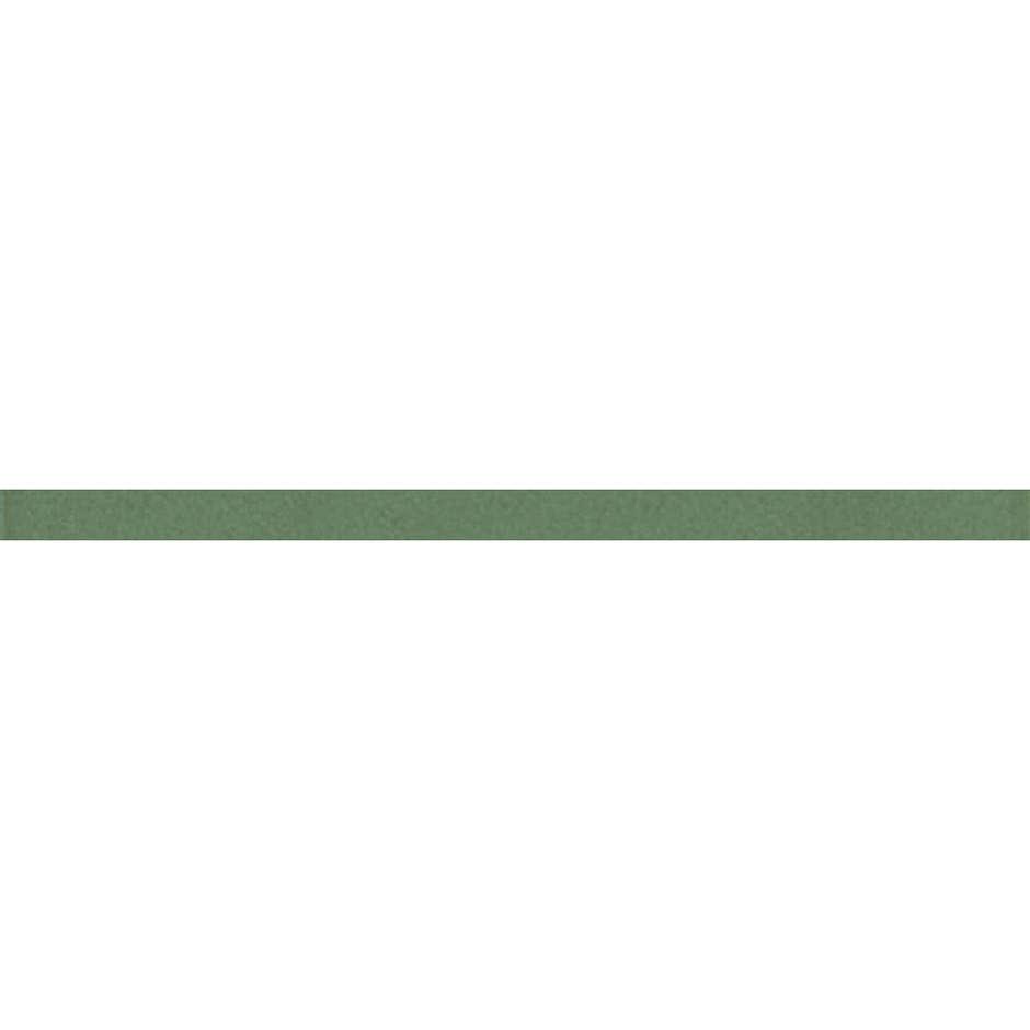 Angolo esterno in ceramica verde lucido C8 Cleverone 2x40 cm - Colore & Colore, Ceramica Bardelli
