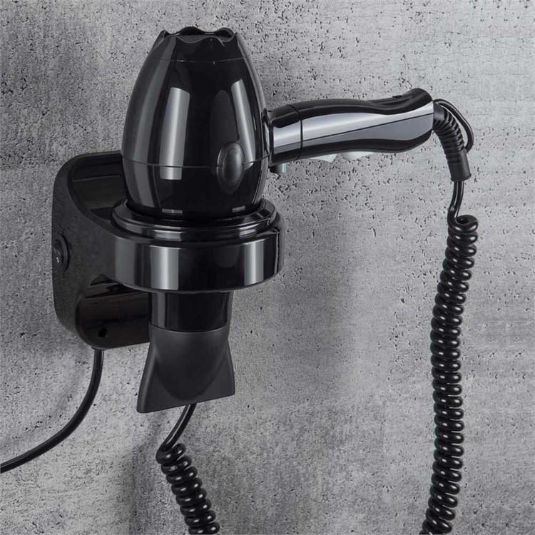 Asciugacapelli a filo colore nero 1800W - Fit, Colombo Design