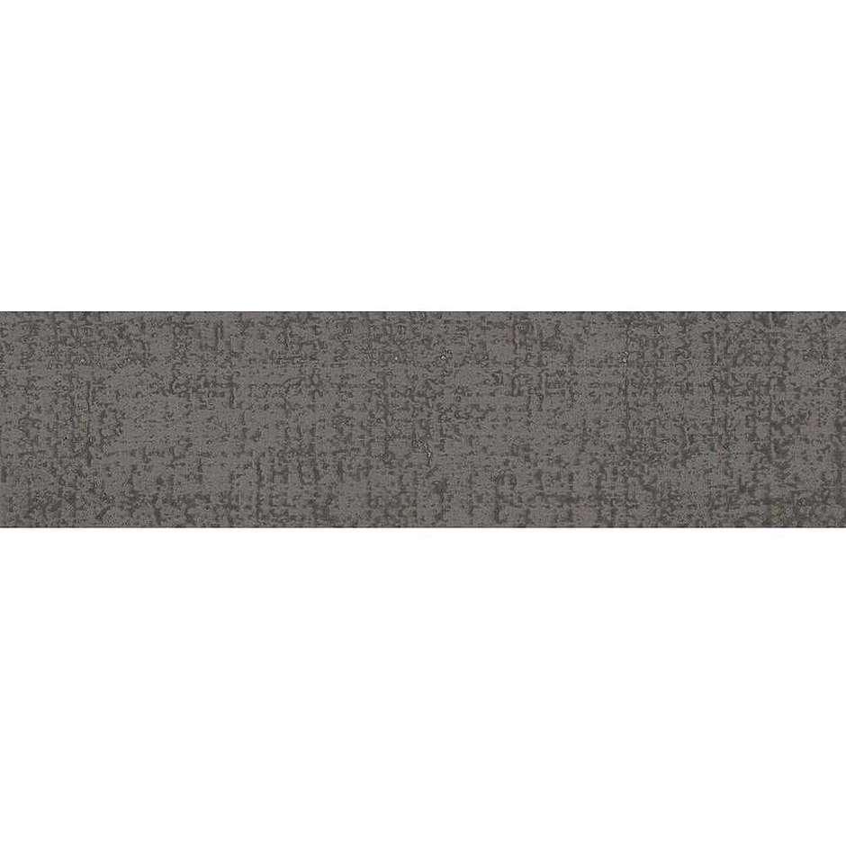 Battiscopa antracite screziato 9,5x50 Matrix 3, Ceramica Bardelli