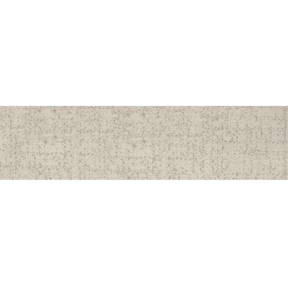 Battiscopa grigio/beige chiaro screziato 9,5x50 Matrix 8, Ceramica Bardelli