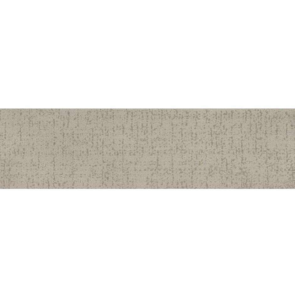 Battiscopa grigio/beige screziato 9,5x50 Matrix 7, Ceramica Bardelli
