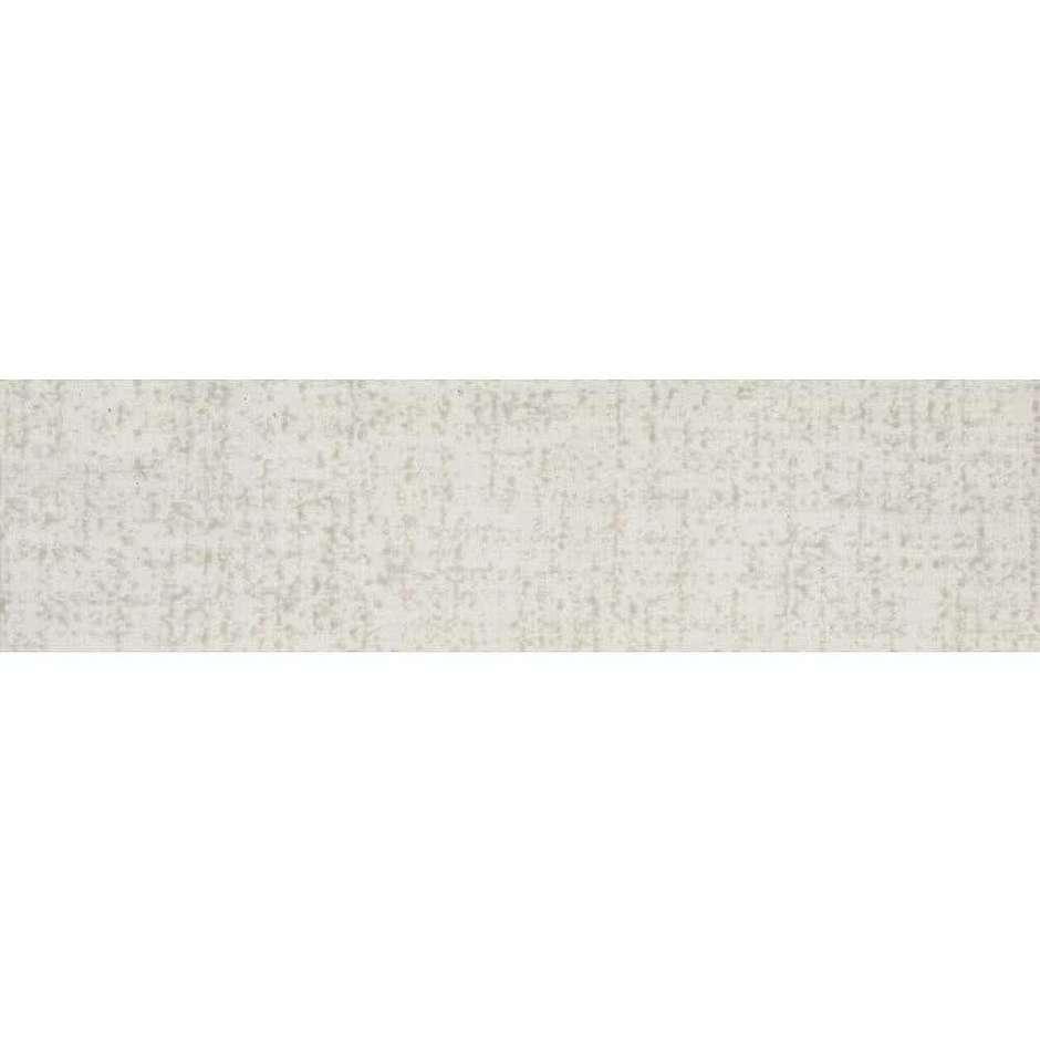 Battiscopa grigio chiaro screziato 9,5x50 Matrix 1, Ceramica Bardelli