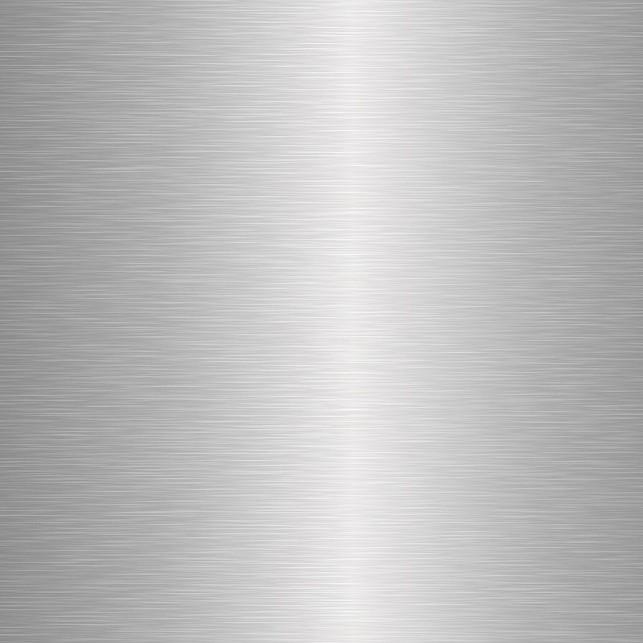 Bocca d'erogazione lavabo da soffitto nikel spazzolato design moderno 1450 cm - Hito Cinquantuno, Geda