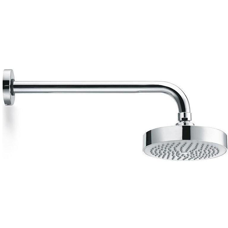 Braccio doccia 35 cm con soffione rotondo 14 cm - Dinamic, Bossini