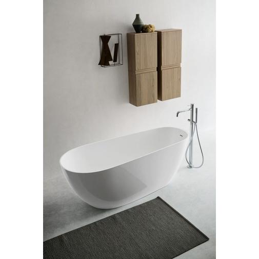 Composizione bagno completa di mobile bagno, colonne e specchio - Street 41, Arbi Arredobagno