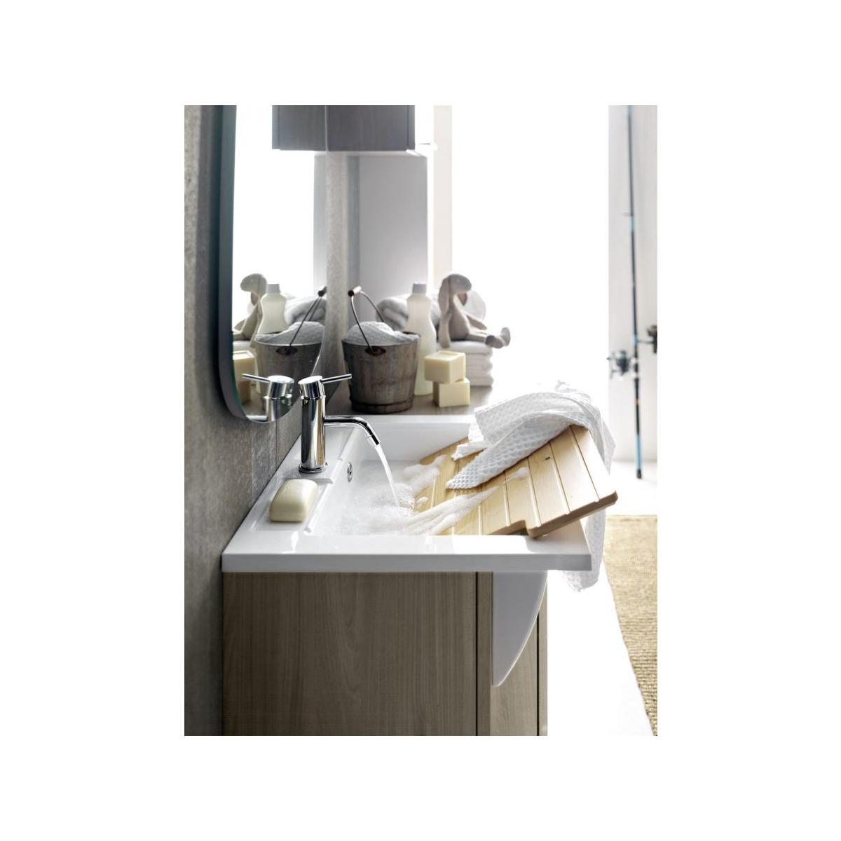 Mobili Arredo Bagno Con Lavatrice.Arbi Arredobagno Composizione Bagno Lavanderia Con Mobile Sospeso