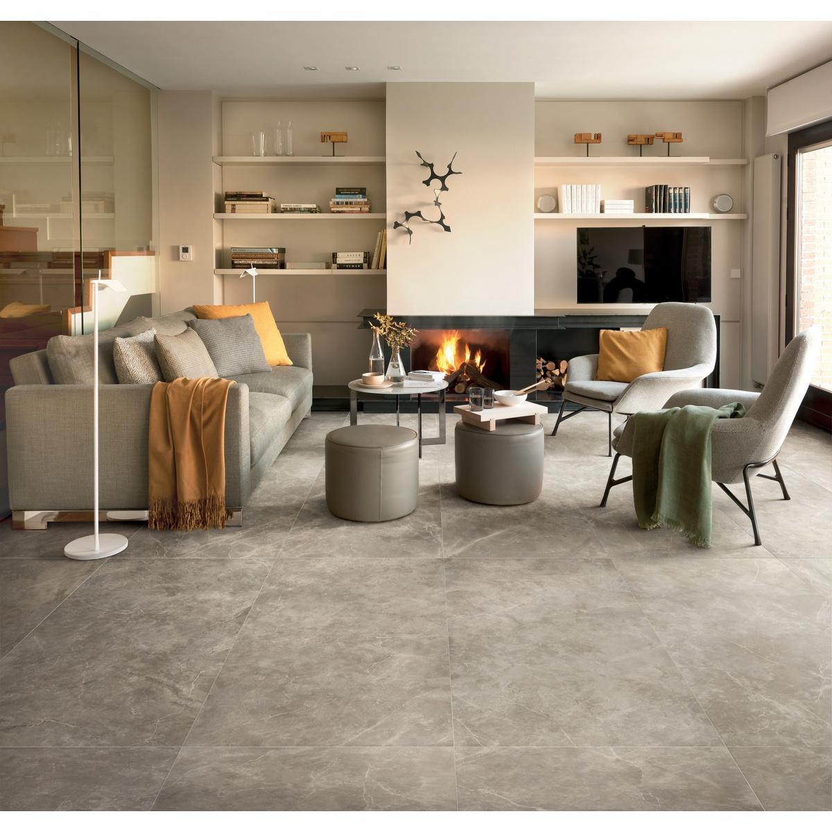 Pavimento Finto Marmo Lucido dom ceramiche gres porcellanato effetto marmo lucido stile