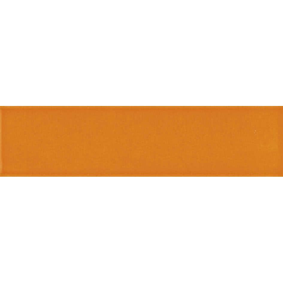 Piastrelle Arancioni Per Bagno ceramica bardelli piastrella arancione c2 10x40 cm lucida