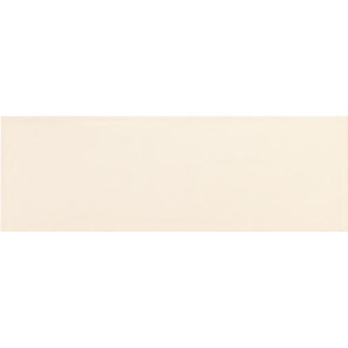Piastrella da rivestimento tinta unita lucida, Beige Bone, 20x60 cm - Smooth, Dom Ceramiche