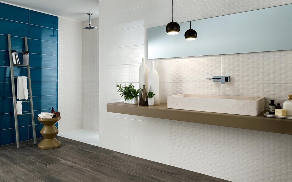 Il tuo nuovo bagno, moderno e di tendenza